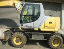 PELLE A PNEUS NEW HOLLAND